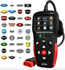Juta Jt600 Enhanced Universal Eobd Obd2 Scanner Fault Code Reader Check Engine L