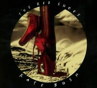 Kate Bush - The Red Shoes, 1 Audio-CD (Remastered Edition)