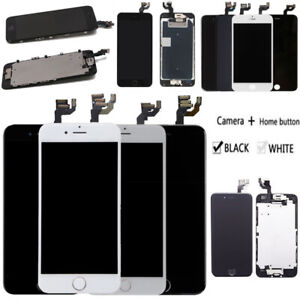 For iPhone 6S 7 8 6 Plus LCD Touch Assembly Screen Digitizer Replacement Camera