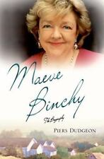 Maeve Binchy: The Biography by: Piers Dudgeon-Hardcover-Dust Jacket-1st U.S. Ed!