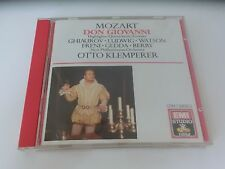 Mozart Don Giovanni Klemperer cdm 7 69055 2 EMI CD
