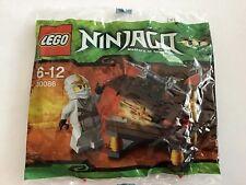Lego 30086 Ninjago Hidden Sword - Zane - Poly Bag New and sealed