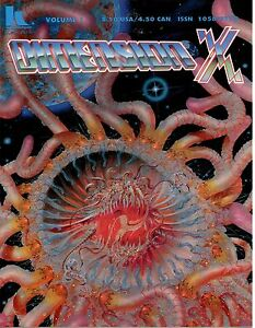 Dimension X  Vol. 1 NM/MT 9.8 Karl Art, by Michael Luck and Barry Kraus; Redondo