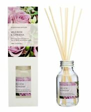 Wax Lyrical Wild Rose and Gardenia 100ml Reed Diffuser