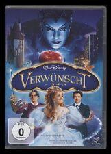 - DVD WALT DISNEY - VERWÜNSCHT - JAMES MARSDEN + SUSAN SARANDON ** NEU **
