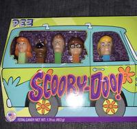 2014 Scooby-Doo Mystery Machine Pez Shaggy, Scooby, Fred, Daphne, Velma