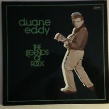 Duane Eddy Legends of Rock Orig Vinyl Double LP LONDON Records German pressing