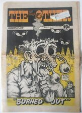 East Village The Other Feb 11th 1970 Vol 10 #5  New York  Robert Crumb Cover