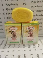 2x Piment Doux Exfoliating and Lightening Soap