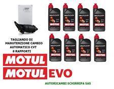 KIT TAGLIANDO CAMBIO AUTOMATICO MANUTENZIONE + OLIO AUDI A4 A5 2.0 TDI CAG CAH