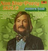 James Last Non Stop Party 1974/2 LP Album Club Mixed Vinyl Schallplatte 171439
