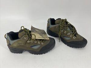 Timberland Mens StrataVarious 9000 Mid ACT Nubuck Hiking Work Boot Shoe Size 8.5