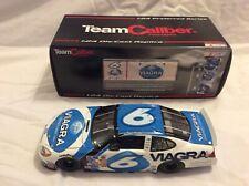 Team Caliber 1/24 Scale 2004 #6 Viagra Diecast Car Mark Martin