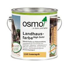 OSMO 2205 Landhausfarbe Sonnengelb 750 ml