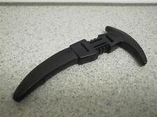 VINTAGE VOLTRON ACCESSORIES- TWO BLACK SWORD BLADE PIECES - EXC. CONDITION- L224