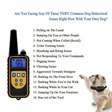 Only Remote For Dog Shock Training Collar