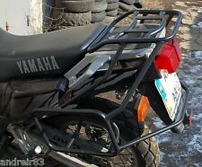 Yamaha XTZ750 Super Tenere Whole-welded luggage rack system Black Mmoto MM46
