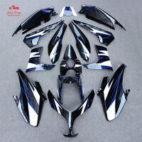 Motorcycle Bodywork Fairing Panel Kit Set Fit For Yamaha Tmax 500 2008-2011