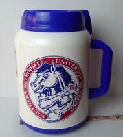 SMU Mustangs Southern Methodist 64 oz  Whirley Insulated Travel Mug Peruna