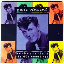 GENE VINCENT - BE-BOP-A-LULA: The 60s Recordings (CD MCPS EEC) No Case
