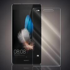 Huawei P8 Lite Panzerfolie Schutzfolie Echt Glas Folie Displayfolie Schutzglas
