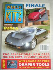 Which Kit? Jul 1994 Finale, Imola, Manx
