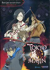 Tokyo Majin - Season 1 Part 1: Dark Arts Chapter (DVD, 2008, 2-Disc Set)