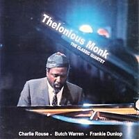 Thelonious Monk - The Classic Quartet NEW/SEALED