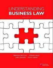 Understanding Business Law by Brendan Pentony (Paperback, 2008) Aut