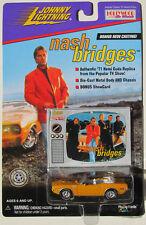 JOHNNY LIGHTNING HOLLYWOOD ON WHEELS NASH BRIDGES 1971 HEMI CUDA