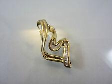 Schöner Anhänger aus Gold 585 mit Diamanten