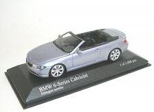BMW serie 6 Cabrioloet (gris plata) 2006