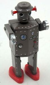 Tin Age Collection- Die Cast Reproduction- Atomic Robot Man