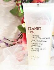 New listing Nos Avon Planet Spa Japanese Green Tea & Rice Pearl Facial Cleanser 2.5 Fl Oz