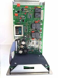 DEXTER CONTINENTAL Stacked Dryer Computer Board 9857-147-001 &  010 ONE YEAR WAR