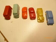 Modellautos HO 'Margarine'  6 Stück