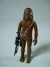 Figurine vintage Star Wars / Chewbacca / Kenner [ GMFGI 1977 ]
