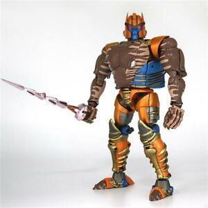 Transforms Masterpiece MP-41 Dinobot Beast War Infinite Transformation IT-02