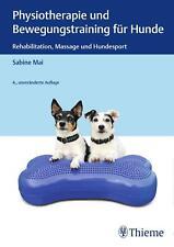 Sabine Mai Physiotherapie und Bewegungstraining für Hunde