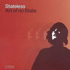 STATELESS-ART OF NO STATE  CD NEW