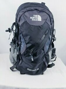 The North Face Oxford Hiking Travel Backpack 40L Electron Black