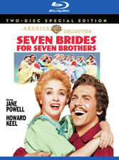 Seven Brides For Seven Brothers [New Blu-ray] Manufactured On Demand, 2 Pack