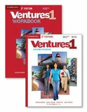 Ventures Level 1 Value Pack (Student's Book with Audio CD and Workbook with A...