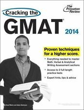 Cracking the GMAT with 2 Practice Tests-ExLibrary