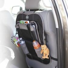 Prince Lionheart Car Back Seat Organiser Grey/Black - Hanging Seat Back Storage