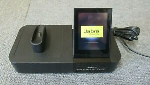 Jabra WHB006 Motion Office Wireless Headset Charger Base & Power Adapter