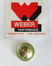 Genuine Weber 40 / 42 / 45 / 48 / 50 / 55 DCOE DCO Top Jet Inspection Cover Lid