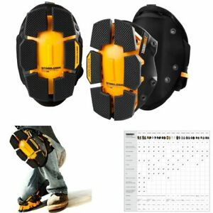 STABILIZER KNEE PADS Professional Construction Comfort Leg Protector Work Safety