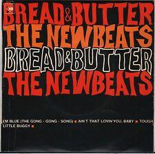 """THE NEWBEATS """"BREAD AND BUTTER"""" SURF DOO WOP 60'S EP CBS 5916"""