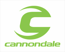 2 Cannondale Decals or 1 Large Decal - Stickers Any Color!